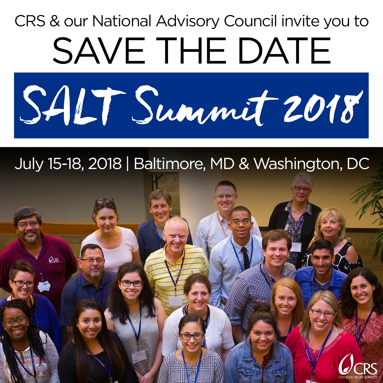 SALT Summit Save the Date