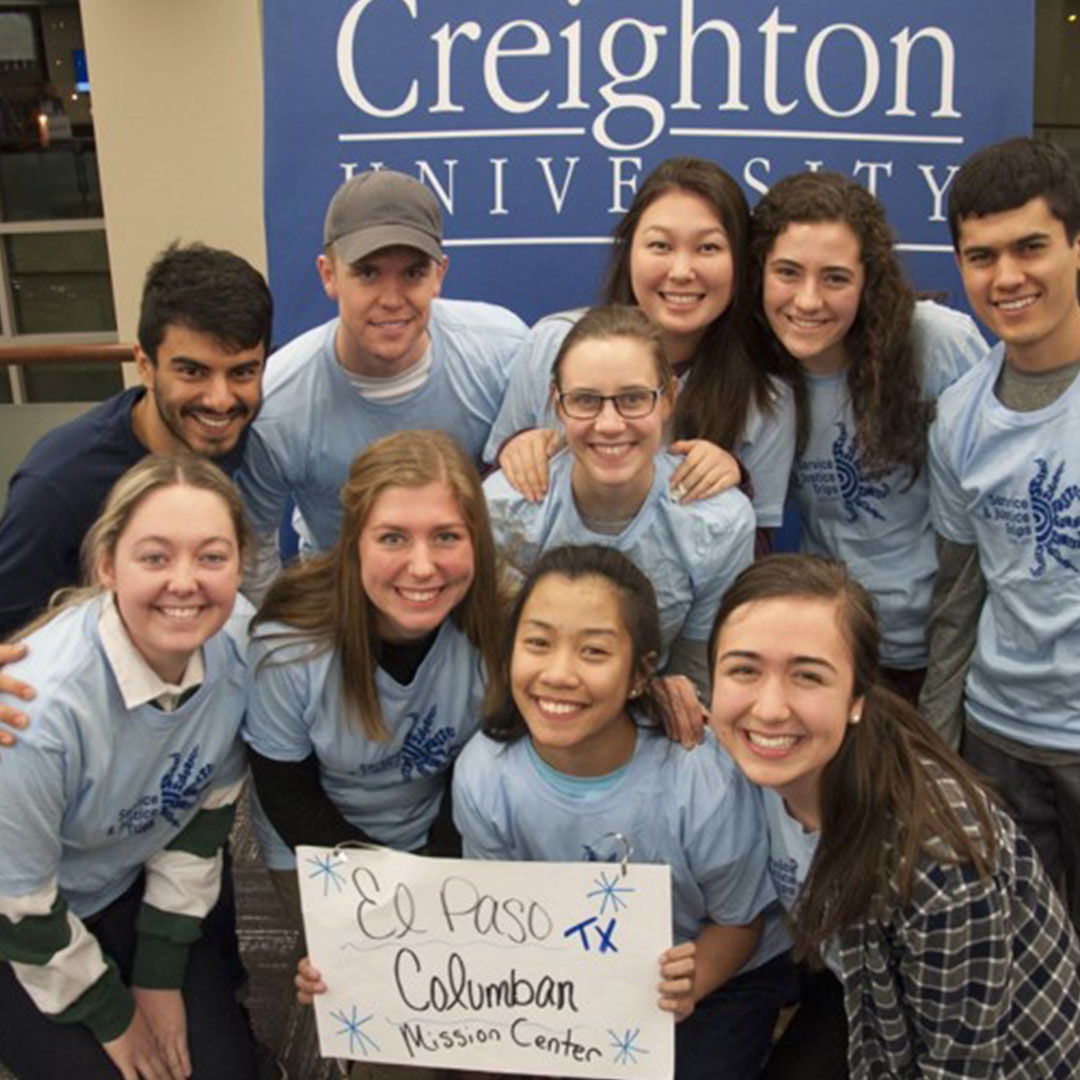 Student Ambassadors at Creighton University